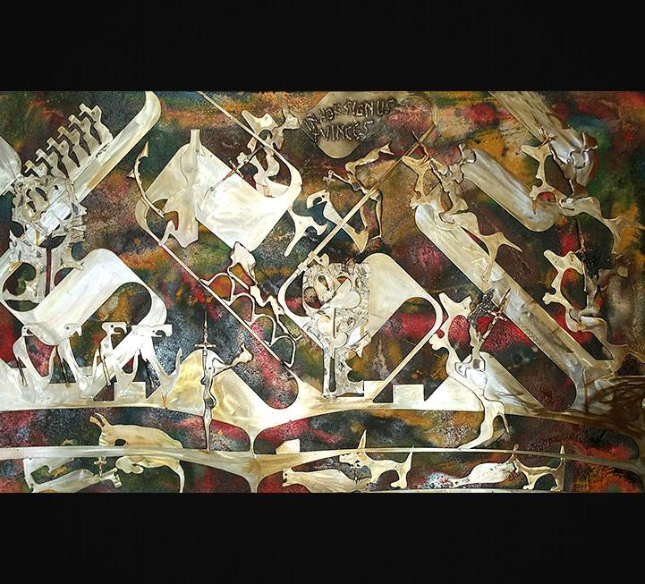 Elio Ceglie - La battaglia di Costantino