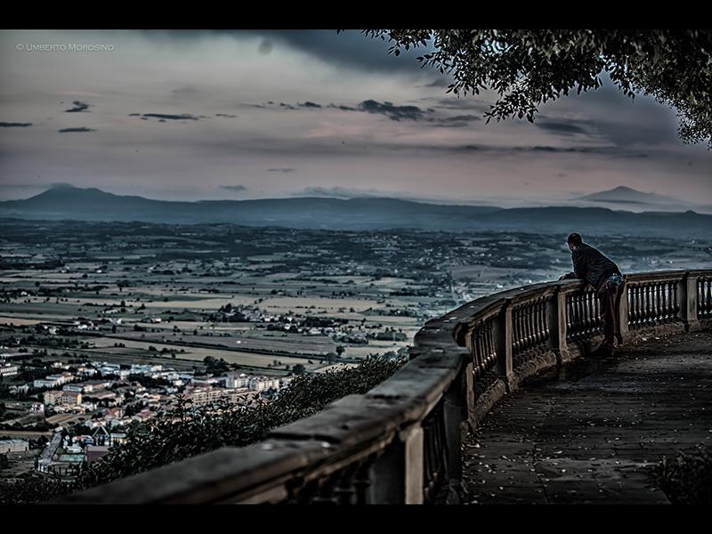 Umberto Morosino - Cortona, The last man